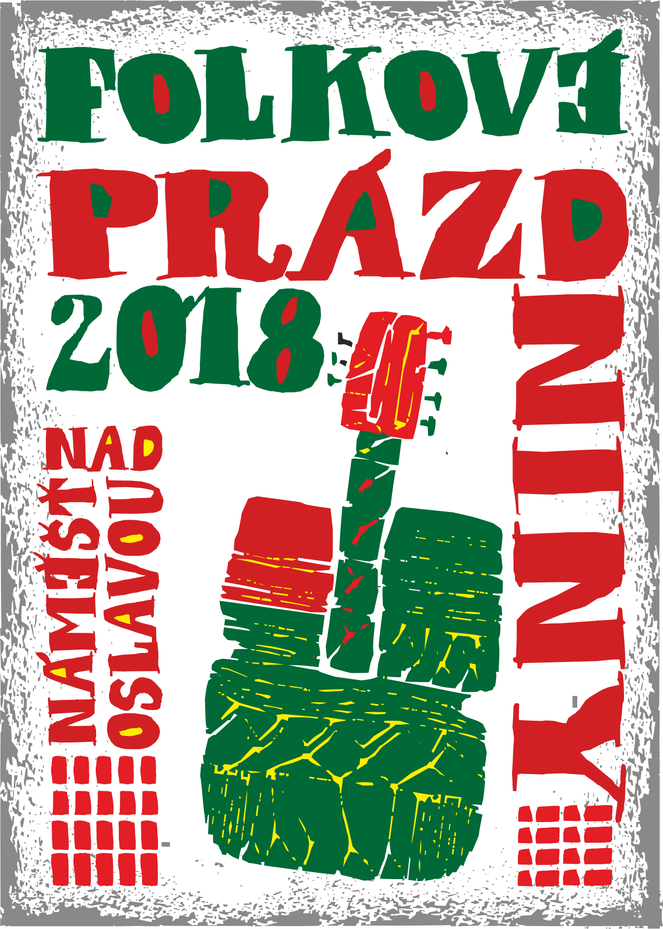 VÁNOČNÍ PERMANENTKA na Folkové prázdniny 2018