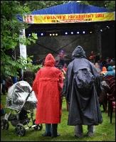 Hnízdo múz, divadla a atmosféra Folkových prázdnin