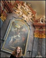 Open scéna v kapli sv. Anny