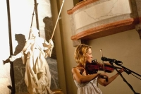 Noční koncert Jitky Šuranské v kapli sv. Anny
