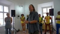 Vernisáž výstavy Jiří Hanke: STOP TIME