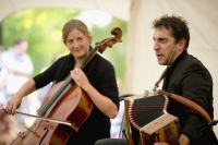 Didier Laloy & Kathy Adam - BELEM (Belgie) - foto Ivan Prokop