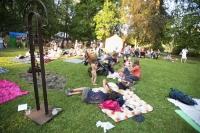 Nedělní zahradní slavnost - foto Ivan Prokop