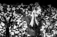 Julie Ulehla & Aram Bajakian - foto Barka Fabiánová