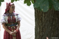 Horňácká muzika Petra Mičky & Jiří Pospíchal kvartet & Veronika Malatincová - foto Barka Fabiánová
