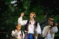 Horňácká muzika Petra Mičky & Jiří Pospíchal kvartet & Veronika Malatincová - foto Ivan Prokop