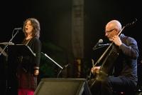 Lucia Pulido & Erik Friedlander - foto Ivan Prokop